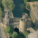 Porte des Allemands (Birds Eye)