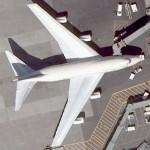 Boeing 747SP-68 (Bing Maps)