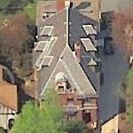 Garrison Keillor's House (Birds Eye)