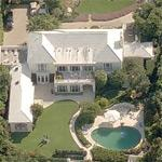 Charles Bronfman's house (Birds Eye)