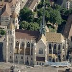 St Bénigne Cathedral (Birds Eye)