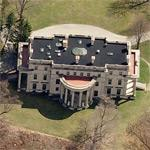 The Vanderbilt Mansion (Birds Eye)