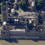 Palace of Westminster (Birds Eye)
