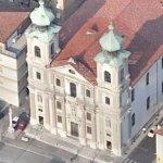 Chiesa di Sant'Ignazio (Birds Eye)