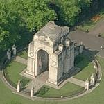 Lutyens's War Memorial (Birds Eye)