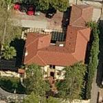 Brenda Strong's house (Birds Eye)