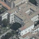 Palazzo Spada (Birds Eye)