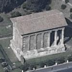 Temple of Portunus (Birds Eye)