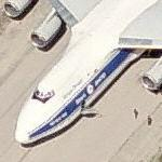 Volga-Dnepr An-124-100 (Birds Eye)