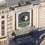 Apollo Victoria Theatre (Birds Eye)