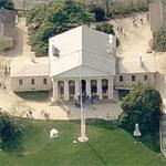 Arlington House, The Robert E. Lee Memorial (Birds Eye)