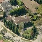 Christopher Masterson & Laura Prepon's House (former) (Birds Eye)