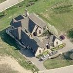 Ivan Rodriguez's House (Birds Eye)