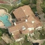 Alex Van Halen's House (Birds Eye)