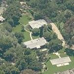 Alex Van Halen's House (former) (Birds Eye)