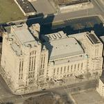 Detroit Masonic Temple (Birds Eye)