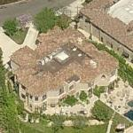 Travis Barker's House (former) (Birds Eye)