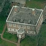 Schuyler Mansion (Birds Eye)