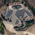 Andruw Jones' House (Birds Eye)