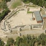 Burgos Castle (Birds Eye)