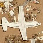 NASA's C-130 aircraft
