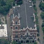 St. Michael's Catholic Church (Birds Eye)
