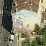 'La renaissance' Mural (Birds Eye)