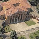 Villa Aldrovandi Mazzacorati (Birds Eye)