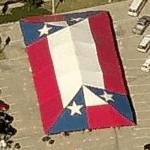 Texas Flag Tent