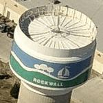 'Rockwall' Water Tower