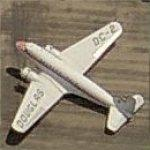 Douglas DC-2 (Birds Eye)