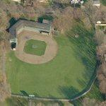 Valley Field(Sullivan Field) Grand Rapids (Birds Eye)