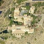 Larry Hagman's House (deceased)