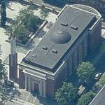 Copenhagen Denmark Temple (Birds Eye)