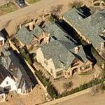 Drew Bledsoe's House (Former) (Birds Eye)