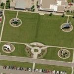 Lincoln Air Guard Base (Birds Eye)