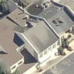 Billy Gibbons' House (Birds Eye)