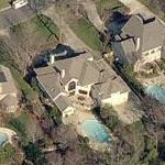 Dell Curry's House (Birds Eye)