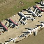 Greenwood - Leflore Airport (Birds Eye)