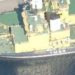 Icebreaker Ymer (Birds Eye)