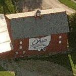 Ohio Bicentennial barn (Birds Eye)