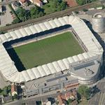 UPC-Arena (former Arnold Schwarzenegger-Stadium) (Birds Eye)