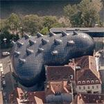 Kunsthaus Graz (Birds Eye)