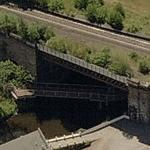 Cobweb Bridge (Birds Eye)