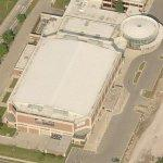 Dow Event Center (Birds Eye)