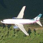 AirTran 737 (Birds Eye)