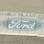 Ford's Atlanta Assembly Plant (Birds Eye)