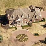 Greg LeMond's house (Birds Eye)