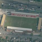Aggborough Stadium (Birds Eye)