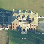 Craig Millard's house (Birds Eye)
